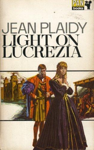 Light on Lucrezia: JEAN PLAIDY