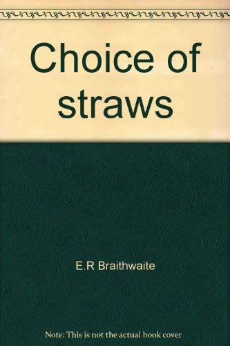 9780330021074: Choice of straws