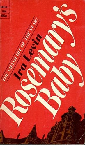 9780330021159: Rosemary's Baby