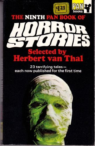 9780330021449: Pan Book of Horror Stories: Volume 9