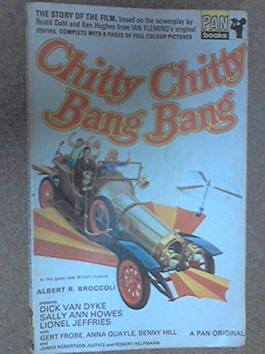 9780330021548: Chitty Chitty Bang Bang: The Magical Car
