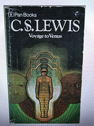 Voyage To Venus: C. S. Lewis