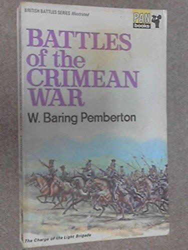9780330021814: Battles of the Crimean War