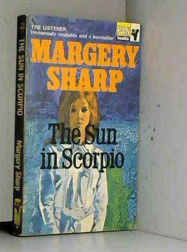 9780330021869: The sun in Scorpio.