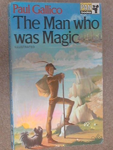 9780330021944: The Man Who Was Magic