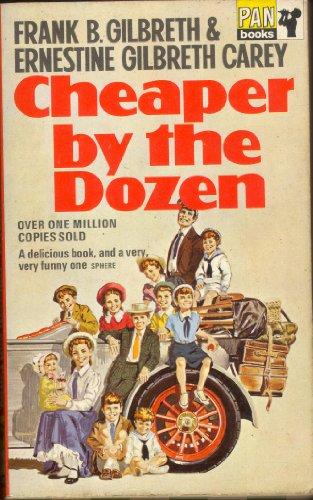 9780330022002: Cheaper By The Dozen (Pan Books)
