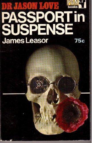 Passport in Suspense: James Leasor