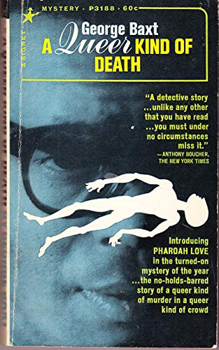 9780330022545: A queer kind of death