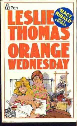 9780330023306: Orange Wednesday