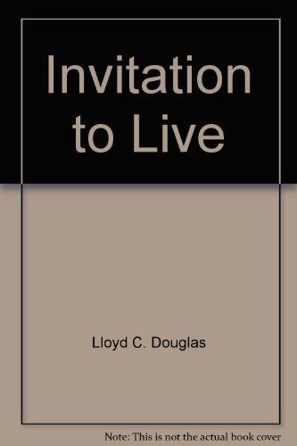 9780330023320: Invitation to Live