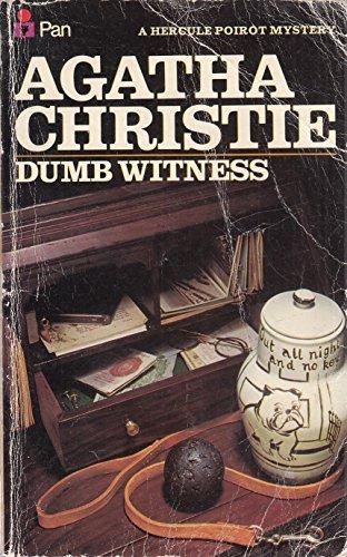 9780330023344: Dumb Witness