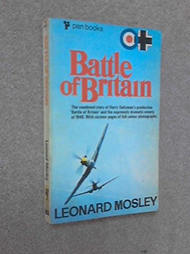 9780330023573: Battle of Britain: The Making of a Film