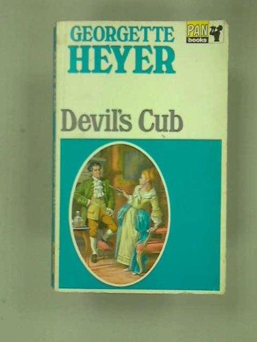 Devils Cub: Heyer, Georgette
