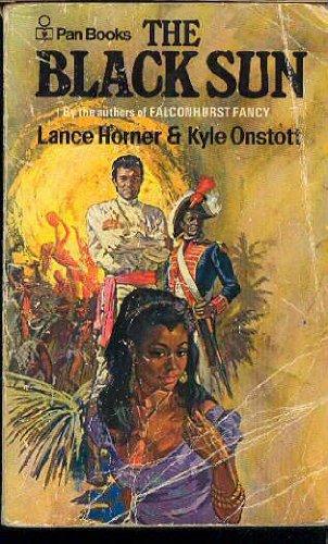 The Black Sun: 'LANCE HORNER, KYLE ONSTOTT'
