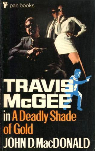 9780330024471: A Deadly Shade of Gold