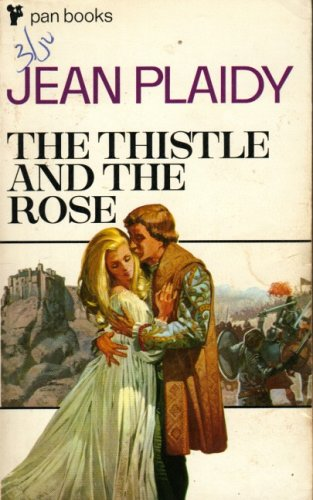 9780330024921: The Thistle and the Rose (Tudor 8)