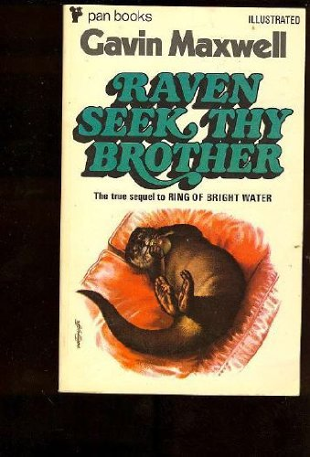 Raven seek thy brother (9780330025232) by MAXWELL, Gavin