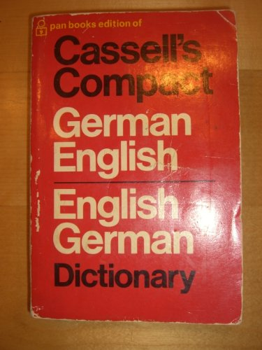 9780330025362: Cassell's New Compact German-English, English-German Dictionary (German Edition)
