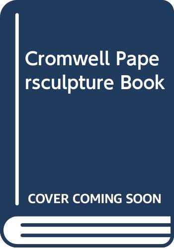 9780330026512: Cromwell Papersculpture Book