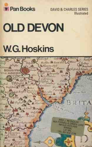 9780330026826: Old Devon (The David and Charles series)