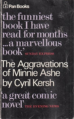9780330026857: Aggravations of Minnie Ashe