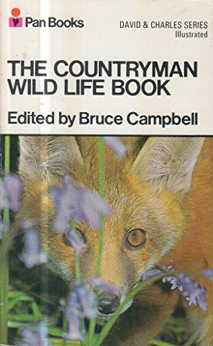 The Countryman Wild Life Book (David & Charles Series. Illustrated)