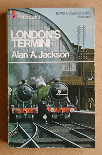 9780330027472: London's Termini (The David & Charles series)