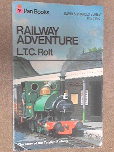 9780330027830: Railway adventure