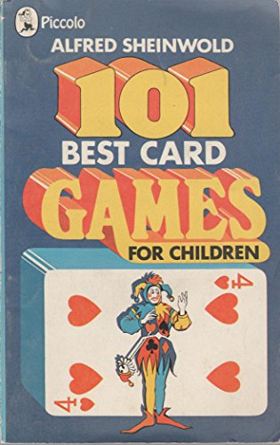9780330027960: 101 Best Card Games for Children (Piccolo Books)