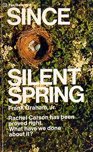 9780330029384: 'SINCE ''SILENT SPRING'''