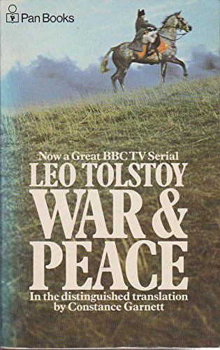 War and Peace: Leo Tolstoy, L.