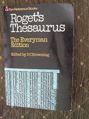 Roget's International Thesaurus (Harper Colophon Books) free