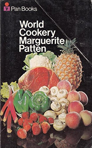 World Cookery (0330029525) by Patten, Marguerite