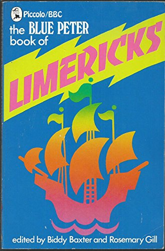 The Blue Peter Book of Limericks: Edited By Biddy