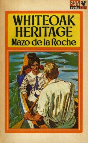 Whiteoak Heritage: Roche, Mazo De