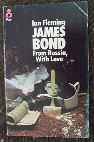 From Russia, with love: Ian FLEMING