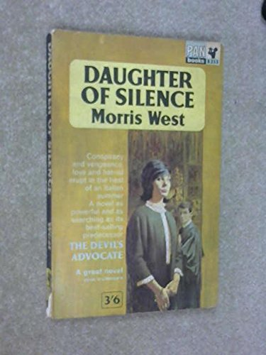 9780330102537: Daughter of Silence