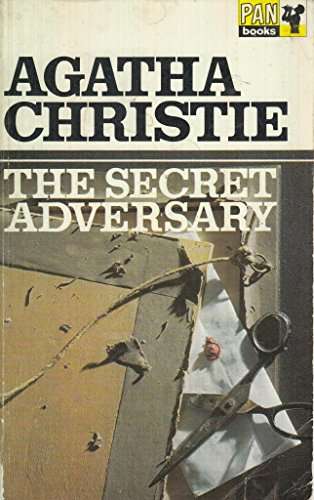 9780330102650: The Secret Adversary (Pan)