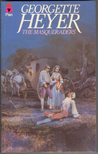 9780330103572: The Masqueraders