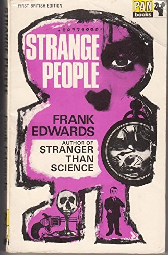 9780330104845: Strange People