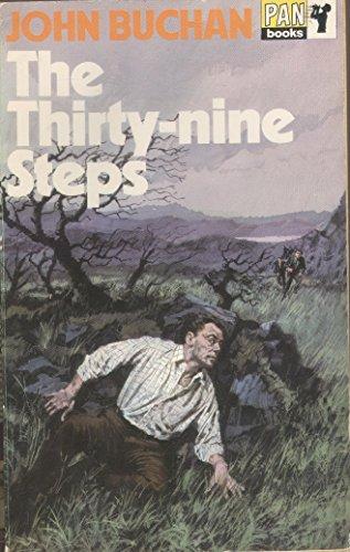 9780330106962: The Thirty-nine Steps