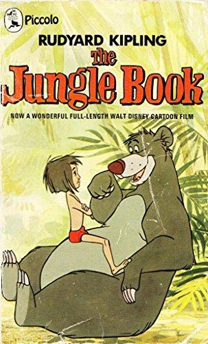 Jungle Book (Piccolo Books): Kipling, Rudyard