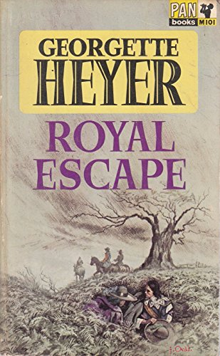 9780330201018: Royal escape