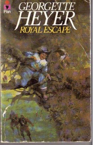 9780330201018: Royal escape