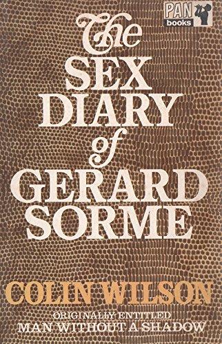 Sex Diary of Gerard Sorme: Wilson, Colin