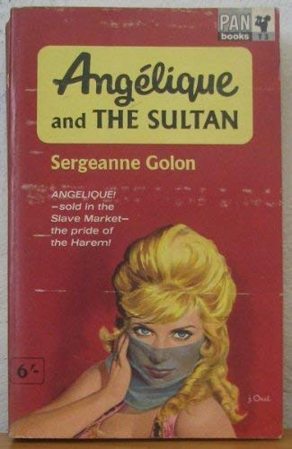 9780330201513: Angelique and the Sultan