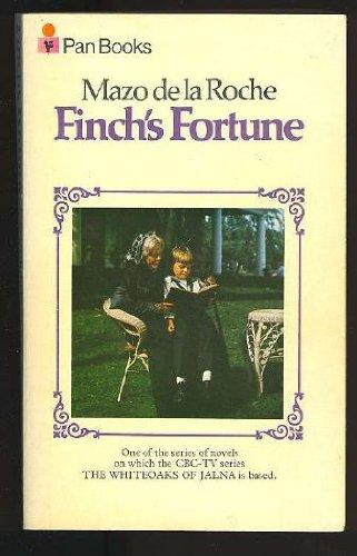Finch's Fortune: Mazo De La