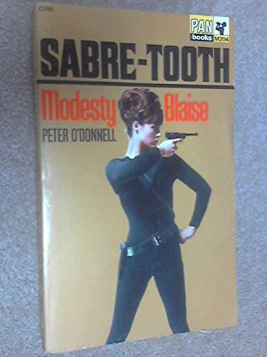9780330202046: Sabre-Tooth (Modesty Blaise, No. 2)