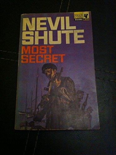 9780330202640: Most Secret