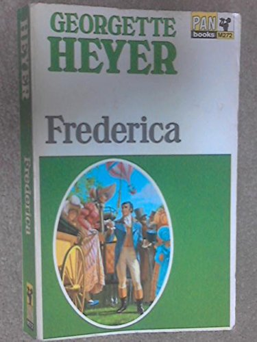 9780330202725: Frederica